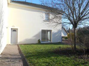 Agreable Maison T5 avec jardin & garage – secteur Fouchy – TROYES