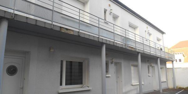T3 duplex avenue Pasteur proche GARE- TROYES B02