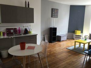 Appartement T2 avec meubles – TROYES CENTRE VILLE proche GARE