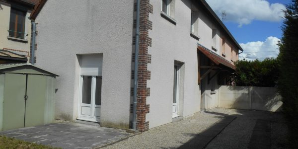 Maison T3 rue Quennedey – TROYES