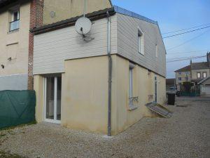 Maison T3 rue Lauxerrois ROMILLY SUR SEINE