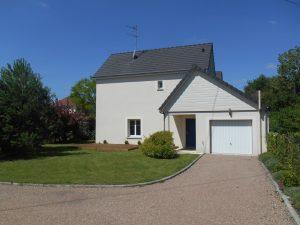 Maison individuelle T5 98m² avec jardin – ROSIERES PRES TROYES
