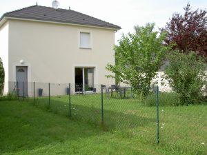 Maison individuelle T5 jardin + garage – 90m² – TROYES