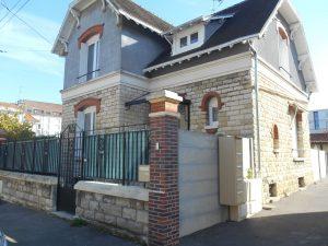 Maison bourgeoise T5 avec jardin – Rue Louis Maillet – TROYES proche Centre