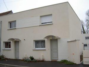 Maison de Ville T3 – proche Centre rue Jean Nesmy – TROYES