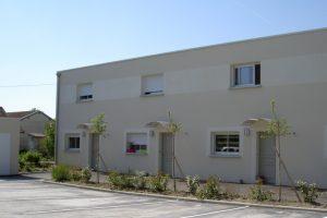 Maison de Ville T3 – Terrasse – rue Clerc de TROYES – TROYES proche PONT STE MARIE