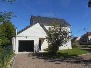 Maison individuelle T5 jardin et garage – 21 rue Parmentier à ROSIERES PRES TROYES