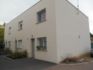 Maison de Ville T3 terrasse et jardin – Rue Etienne Pédron TROYES