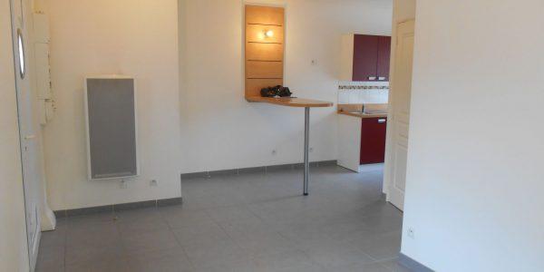 Appartement T2 – Avenue Pasteur TROYES proche GARE