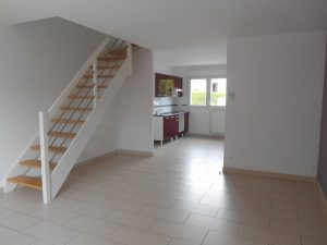 RARE Maison de Ville T3 duplex – Terrasse – secteur calme PONT STE MARIE