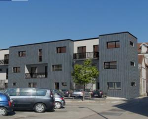LE NICOLAS – 3 Maisons de Ville T4 et T5 avec Terrasse et Balcon – Plein Cœur de Troyes