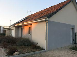 MAISON NEUVE T5 avec garage & jardin – Romilly sur Seine