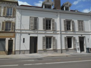 Appartement T3 RDC avec JARDINET  – CENTRE VILLE DE TROYES proche GARE