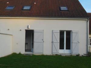 CHARMANTE Maison T5 Mitoyenne 95m2 avec jardin – Quartier résidentiel Romilly sur Seine
